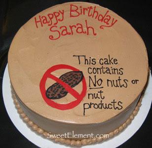 No Nut Cake