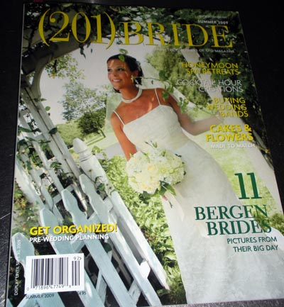 (201) Bride Summer 2009 Cover
