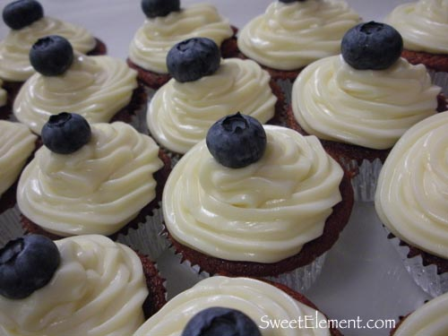 July 4th Mini Cupcakes