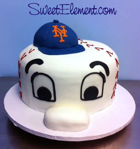 Ny Mets Themed Cake Ideas And Designs