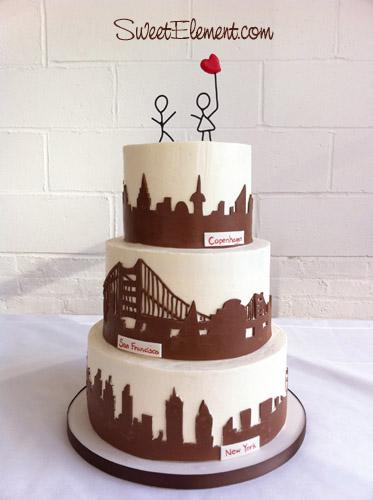 Alfa Img Showing New York Wedding Cakes
