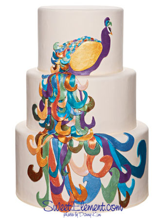 peacock_wedding_cake